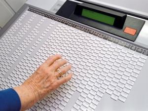 vroegere Nederlandse stemcomputer