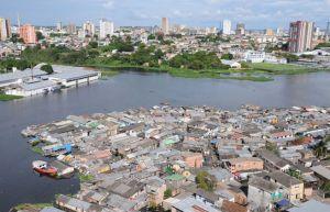 drijvende favela