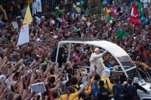 de puas in Rio deze week