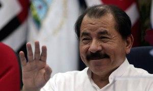 Ortega in 2006