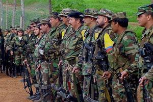 Het Colombiaanse leger, machtsfactor van belang