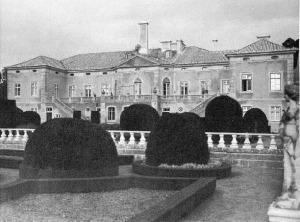 Palácio das Laranjeiras eind negentiende eeuw