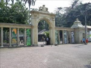 ingang dierentuin Rio do Janeiro
