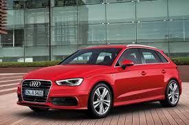 Audi A3. Het is niet zien of het om een Duits model of een Braziliaans model gaat, daarvoor moet je in de techniek kijken.