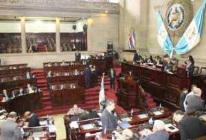 Guatemalteeks congres stemt voor nieuwe wet