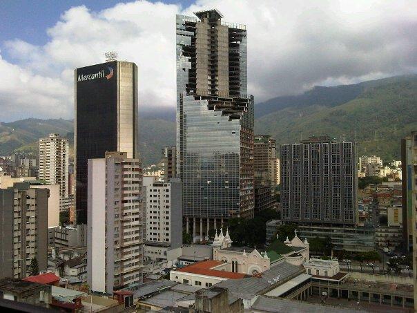 Torre Confianzas vista desde el piso 15 edif CTV 04