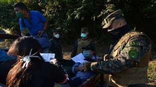 militairen El Salvador
